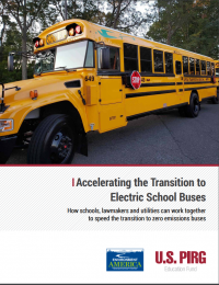 Accelerating the Transition to Electric School Buses